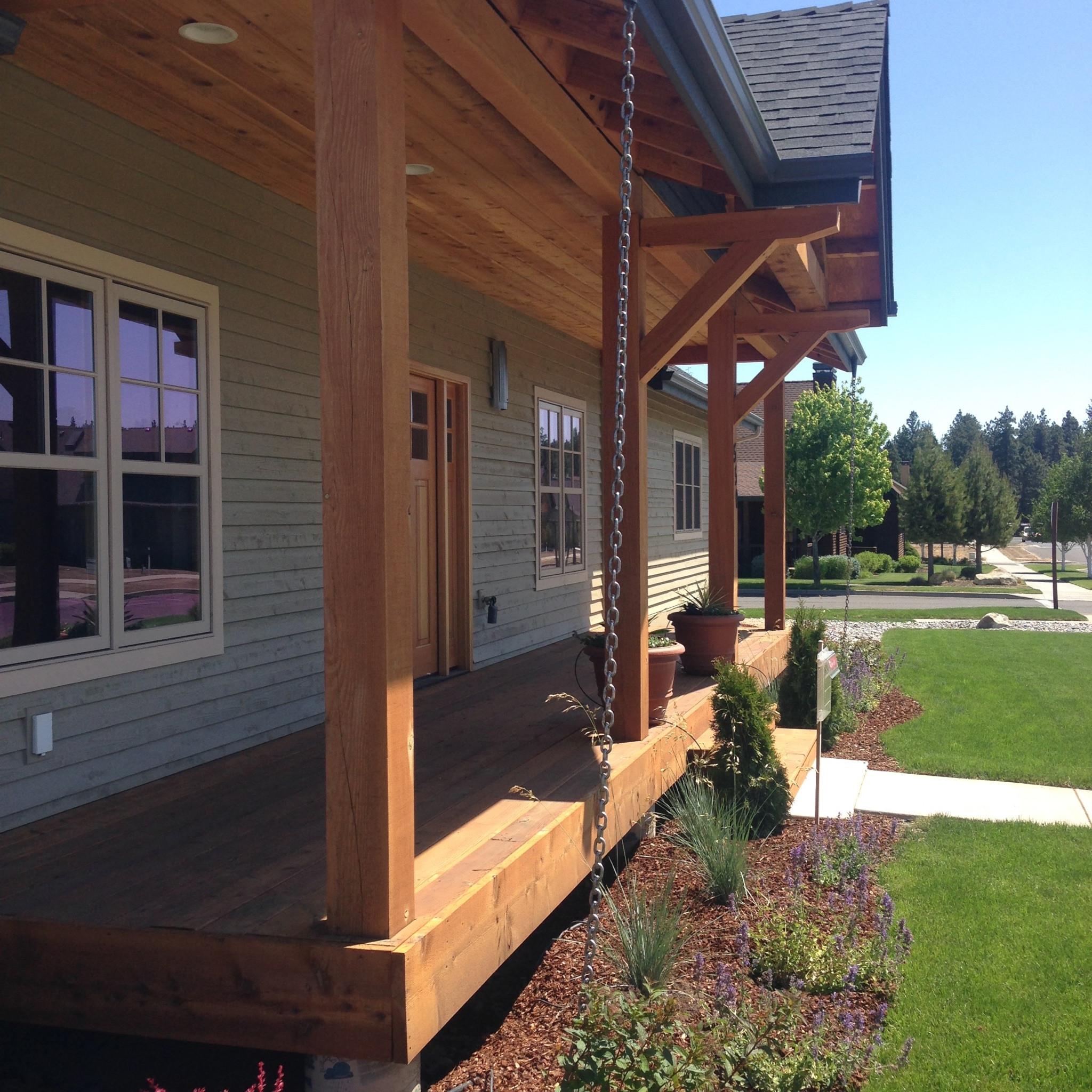 Central Oregon Ranch Spec