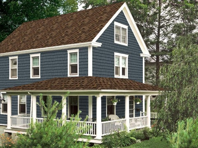 Certainteed traditional exterior for Certainteed siding