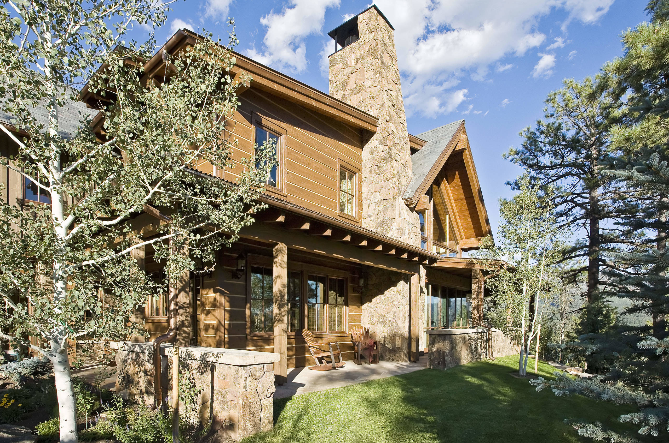 Certified Luxury Builders - Veritas Fine Homes Inc - Durango, CO - Carlton Home