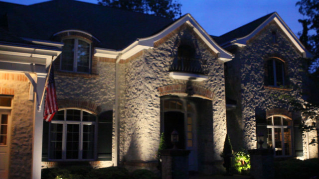 Chagrin valley oh architectural outdoor lighting for Accents salon chagrin falls