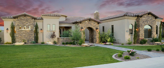 Chandler Traditional Custom Home