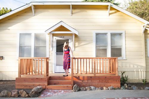 Houzz Exterior House Paint Colors Garage Doors Natural