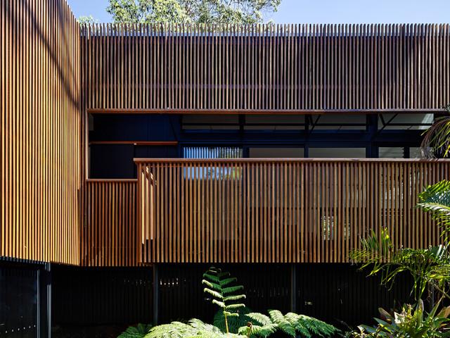 Chapel Hill House Modern Exterior Brisbane By