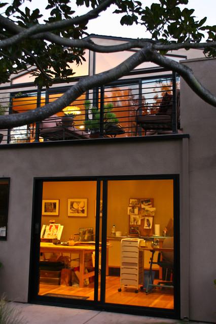Charles House modern-exterior