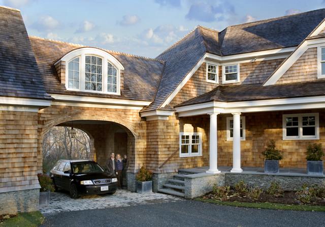 Chartwell House contemporary-exterior