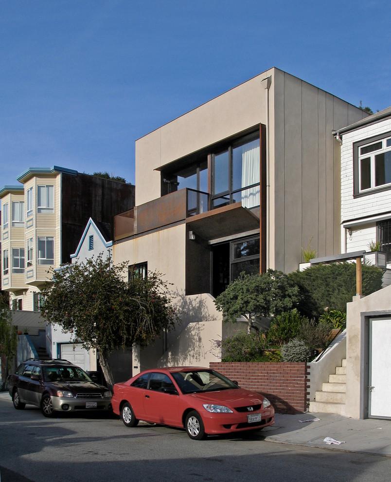 Chavetta Residence Modern Exterior San Francisco