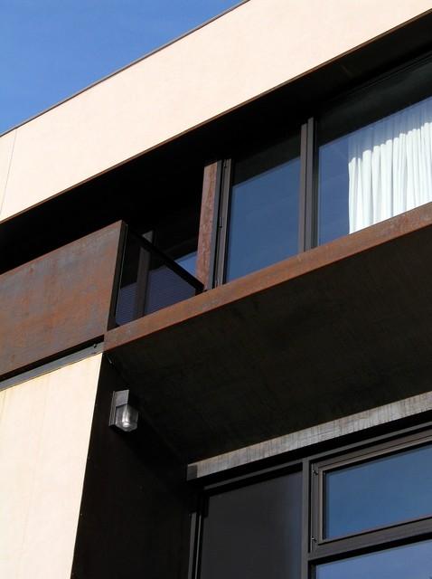 Chavetta Residence modern-exterior