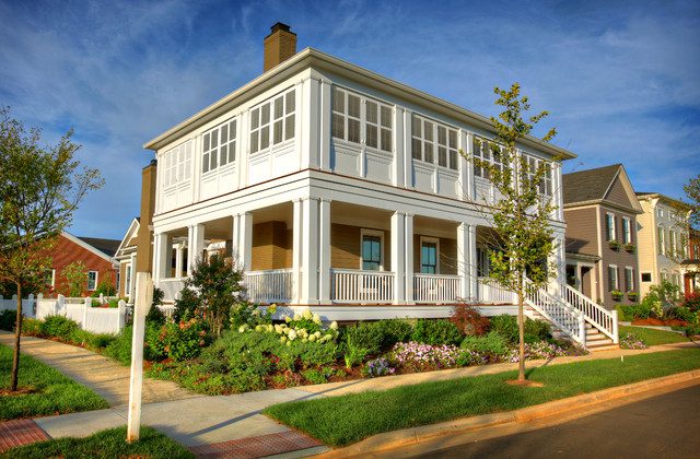 Cheatham Residence traditional-exterior