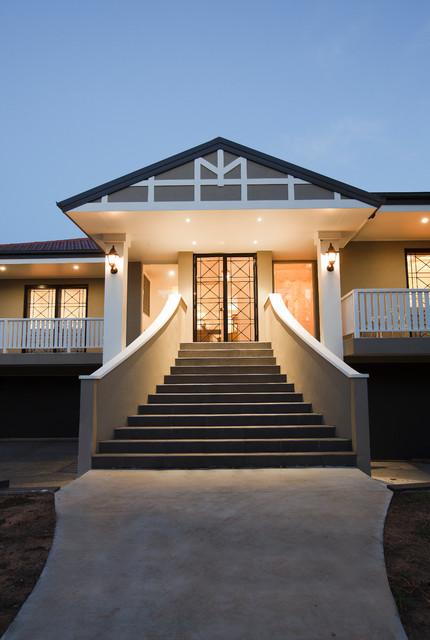 Chelmer Residence Brisbane contemporary-exterior