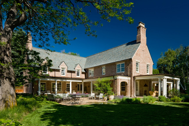 Cherry Creek traditional-exterior