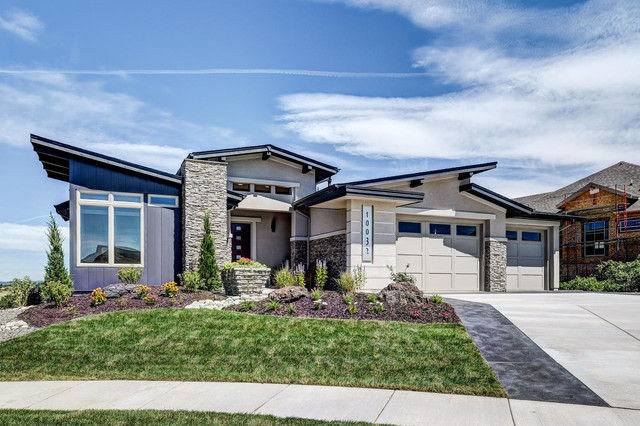 Cherry Creek Modern Exterior Other By Saddletree Homes