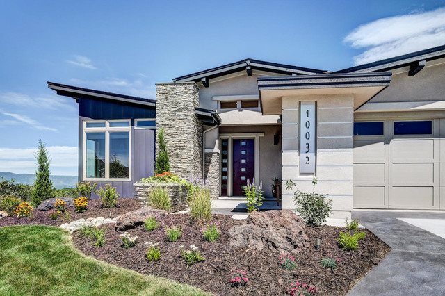 Cherry creek modern exterior other by saddletree homes for Cherry creek builders