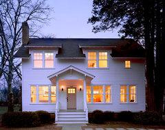 Cherry Street Residence contemporary-exterior