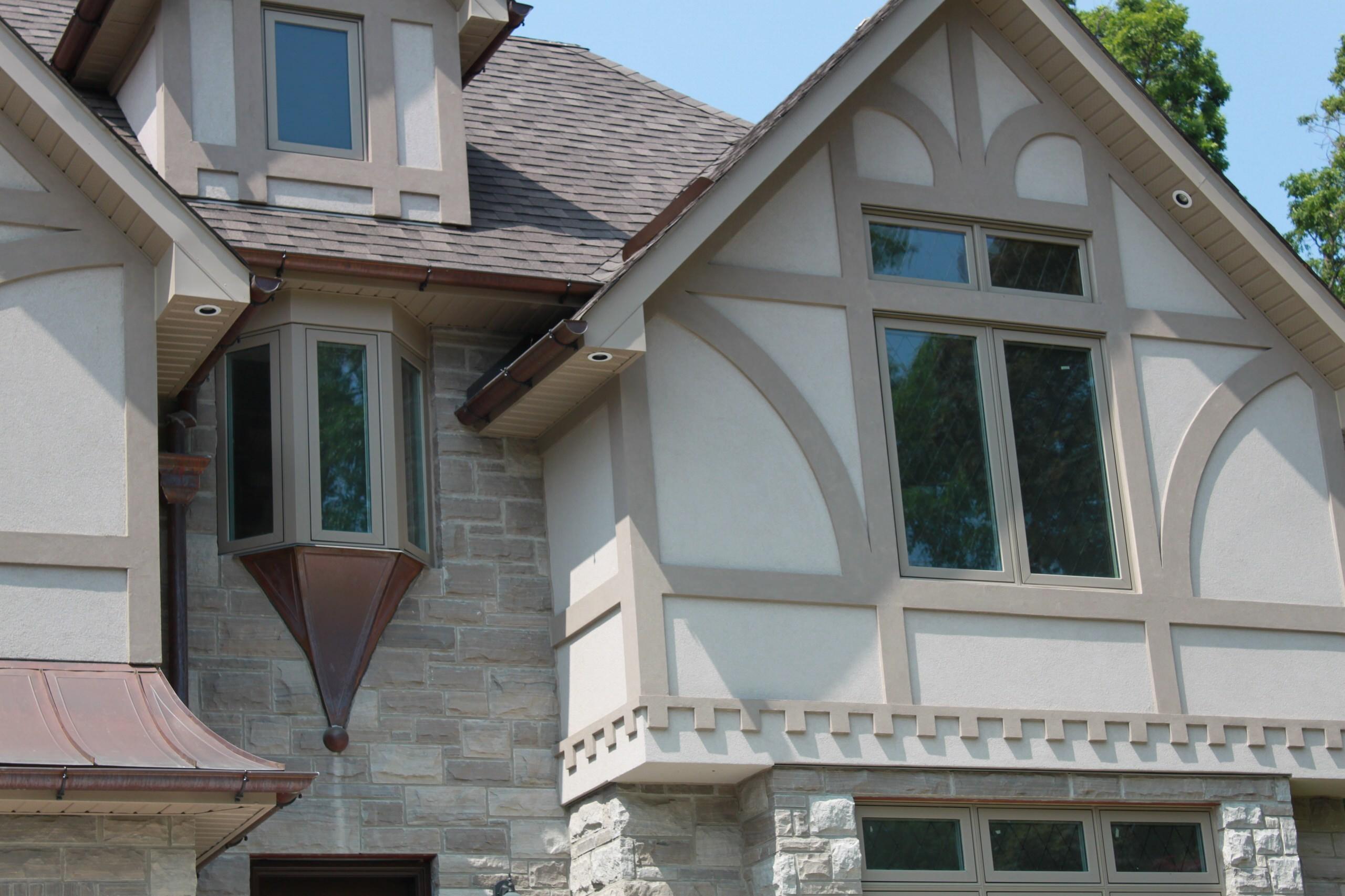 Chestnut Hills Tudor Style