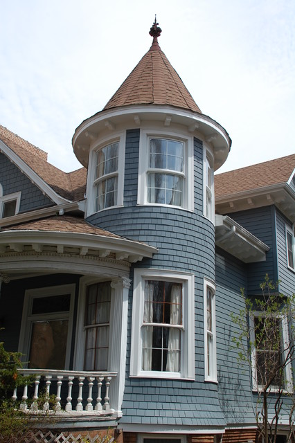 Victorian Style Home Evanston Il In James Hardie Siding