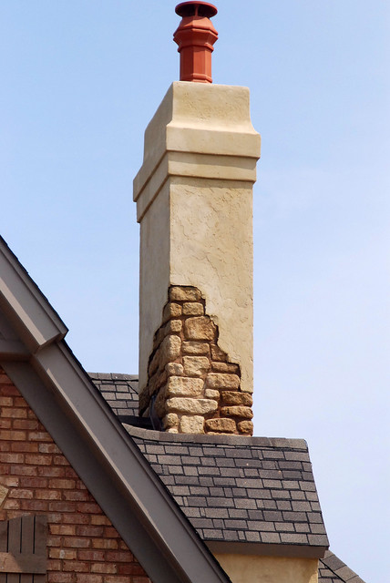 Chimney traditional-exterior