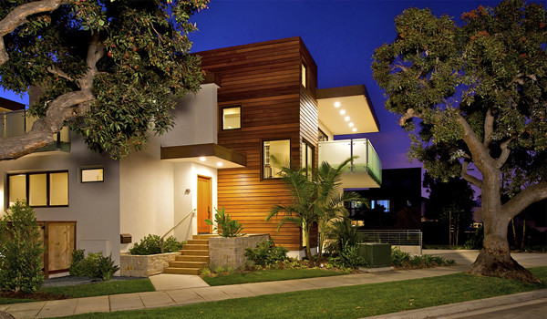 christian rice architects, inc. modern-exterior