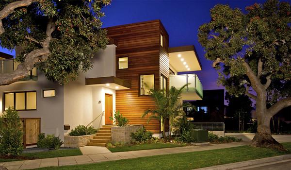 christian rice architects, inc. modern-exterior