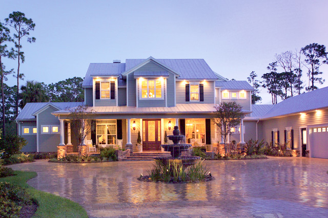 Christopher burton luxury homes traditional exterior for Luxury traditional homes