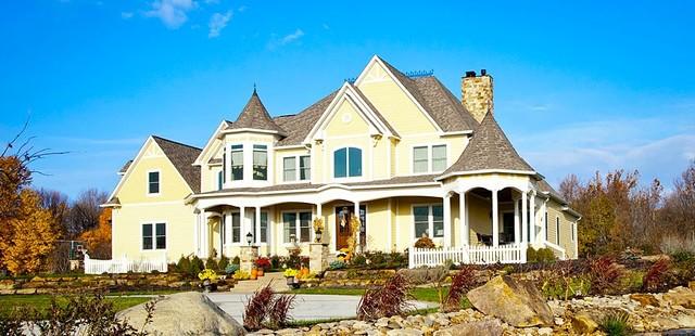 Cicero Home traditional-exterior