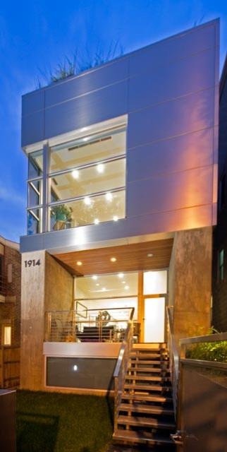 City Apartment Building City Apartment Building