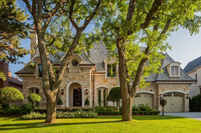 City Home 1 Traditional Exterior Toronto By Peter
