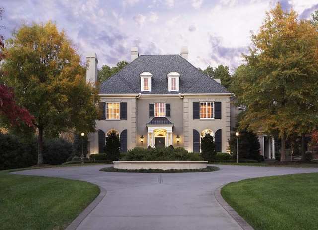 city kirkland residence traditional exterior by linda mcdougald design postcard from