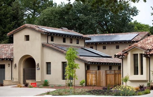 Clarum Custom Homes mediterranean-exterior