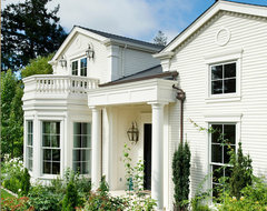 Classic Architecture traditional-exterior
