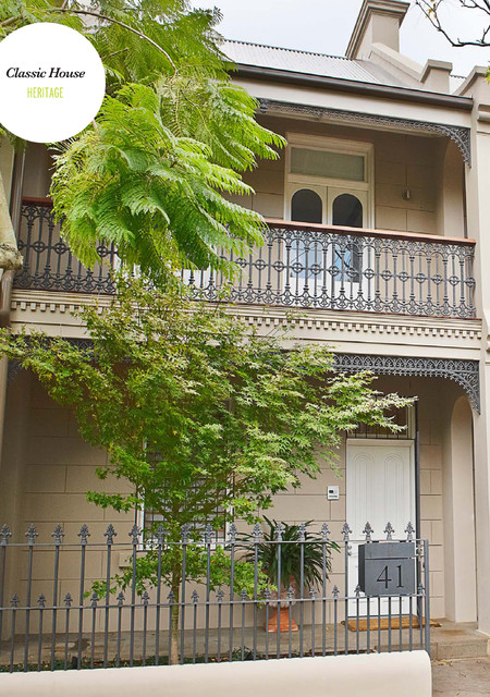 Classic house traditional exterior sydney by for Classic home designs sydney