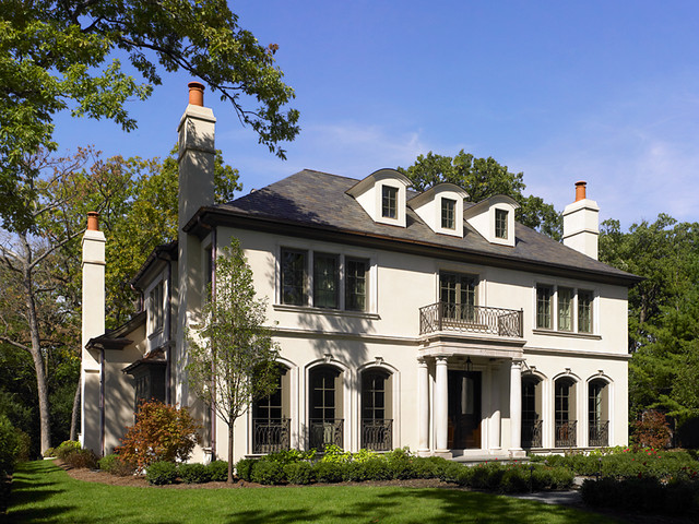 Traditional Exterior By Reynolds Architecture Design Construction