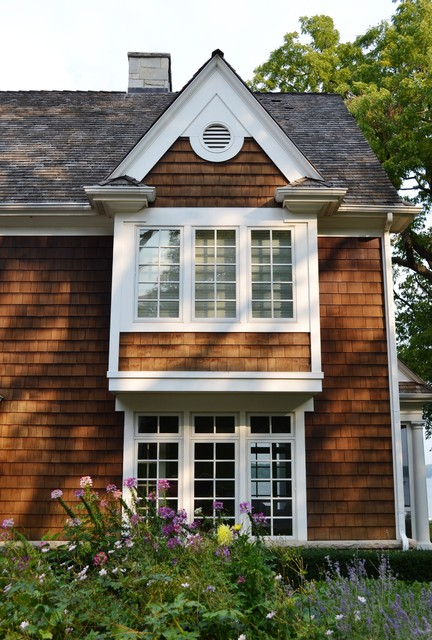 Classic Shingle Style Traditional Exterior Milwaukee