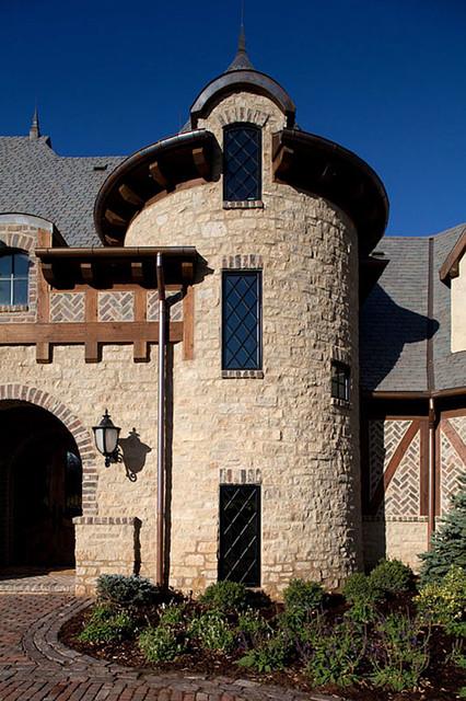Doornbos Residence traditional-exterior