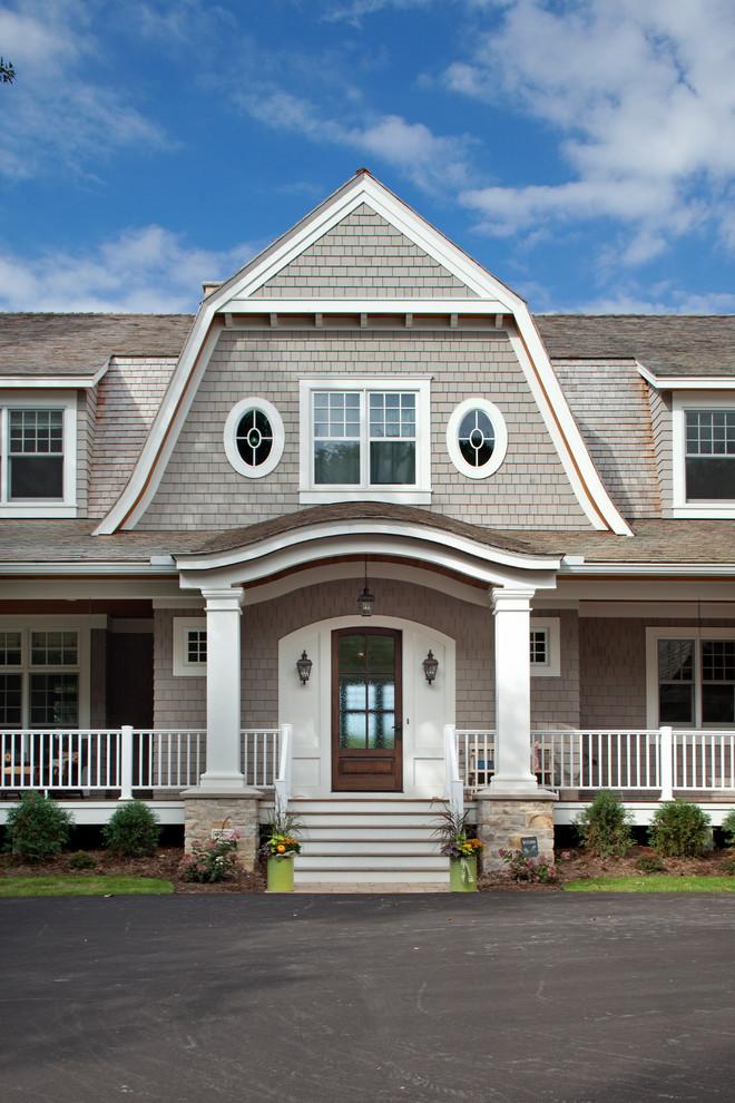 Clical Nantucket Dream Home Unique