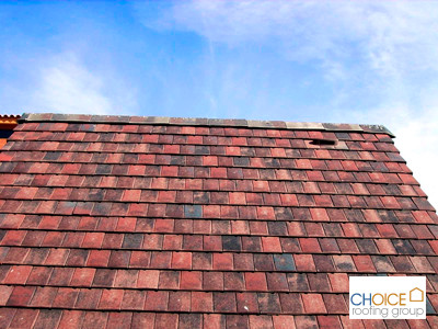 Clay Tile Roofing Contractors Traditional Exterior