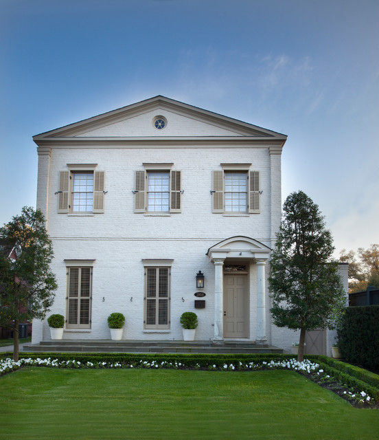 Clean Traditional Traditional Exterior New Orleans