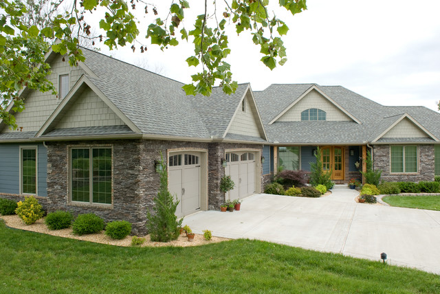 Clearspring traditional-exterior