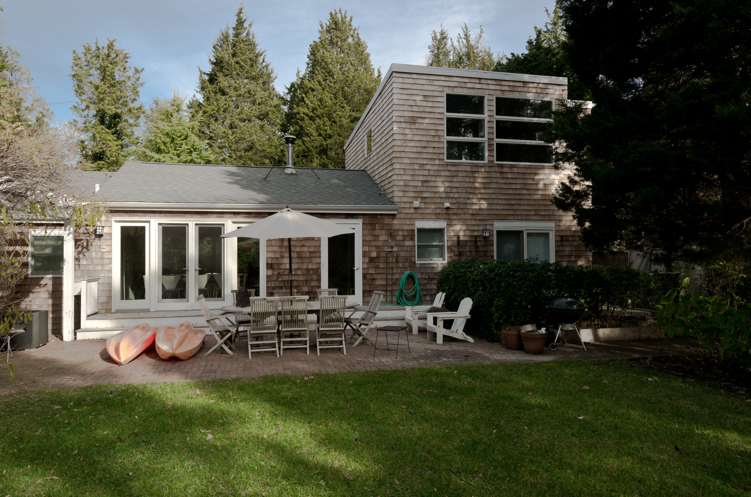 Clearwater House renovation