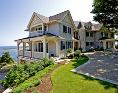 Cliffside traditional exterior