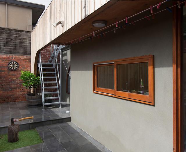 Clifton Hill Renovation Contemporary Exterior