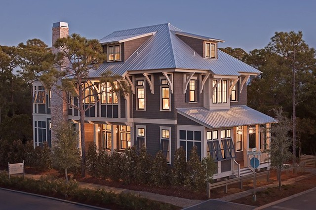 Coastal Architecture Beach Style Exterior Other