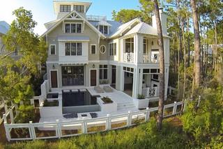 Coastal Architecture Beach Style Exterior Other
