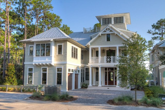 Coastal architecture beach style exterior other for Architect florida
