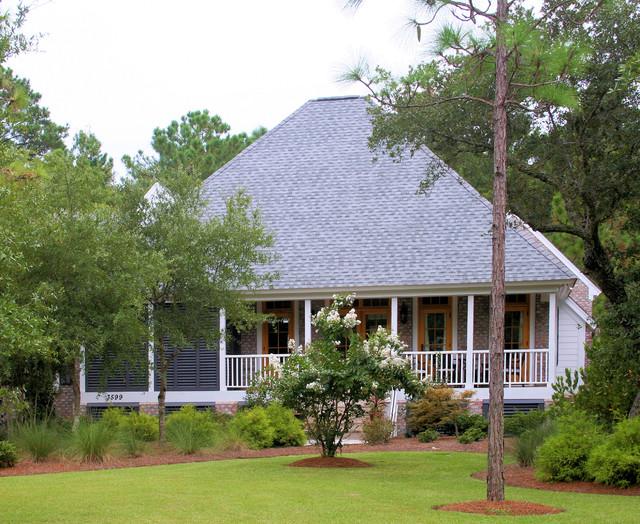 Coastal Homes beach-style-exterior