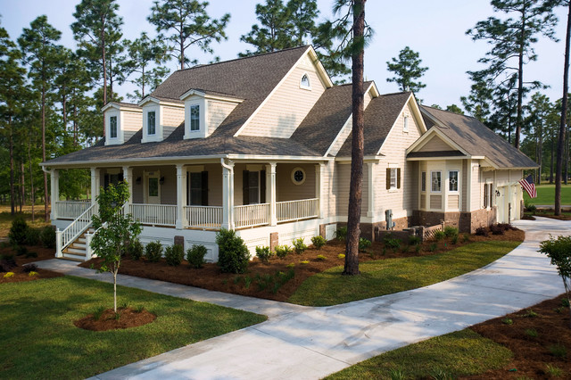 Coastal homes beach style exterior wilmington by Coastal homes