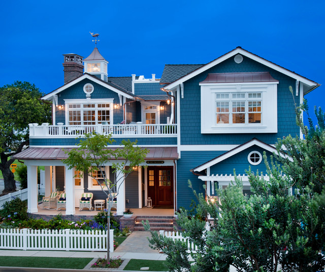 Coastal living magazine showhouse beach style exterior for Coastal style house plans