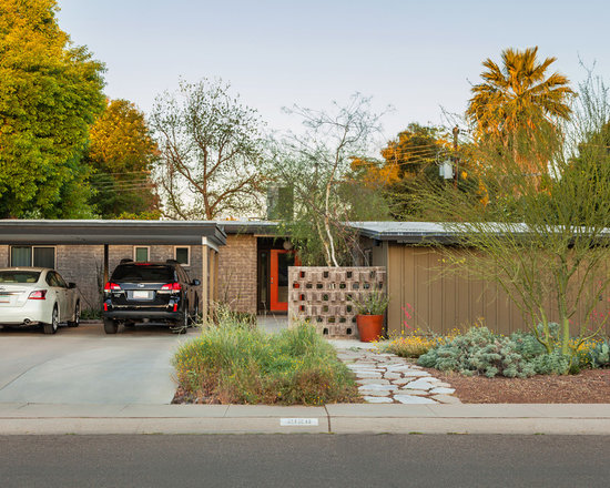 Ranch Carport Attached To House : Ranch house with attached carport home design ideas