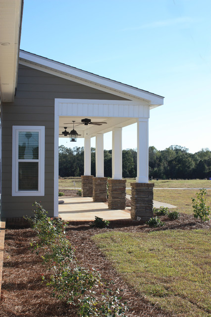Coldwater Creek traditional-exterior