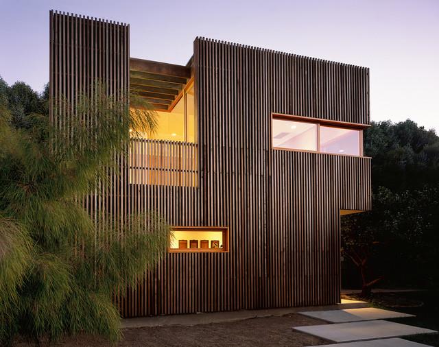 Coldwater Studio contemporary-exterior