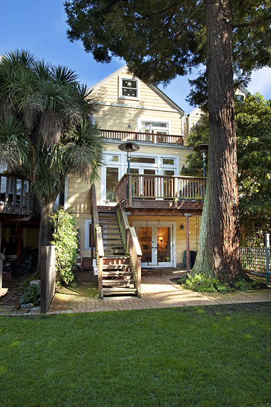 Cole Residence contemporary-exterior